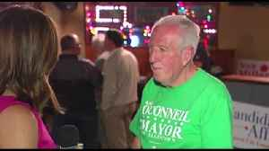 Jamie Stover interviews mayoral candidate Ray O' Connell [Video]