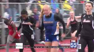 Homestead Claims First Girls Regional Track Title [Video]