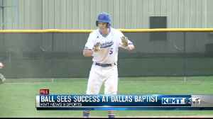 Bryce Ball experiences success at DBU [Video]