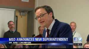 Medford School District announces new superintendent [Video]