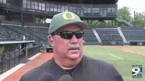 Web Extra: George Horton on final series against UCLA (5/22/19) [Video]