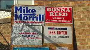 Race for Berks commissioner may be decided by absentee vote [Video]