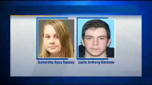 VIDEO New arson charges filed against 2 accused of setting barn fires [Video]