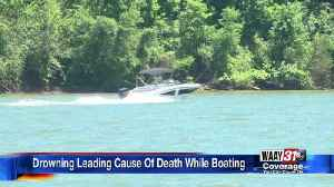 U.S. Coast Guard Auxiliary warns about boating safety ahead of Memorial Day weekend [Video]