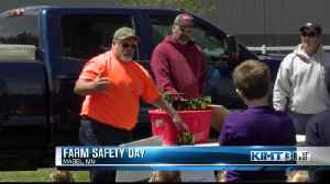 Teaching kids the importance of farm safety [Video]