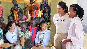Priyanka Chopra Spends Time With Kids and People Of Ethiopia | UNICEF [Video]