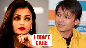 Aishwarya Rai Bachchan REACTS To Vivek Oberoi's Exit Poll MEME [Video]
