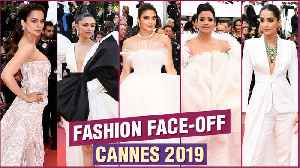 Cannes 2019 | Aishwarya, Kangana, Sonam, Priyanka, Deepika In White | Fashion Face Off [Video]