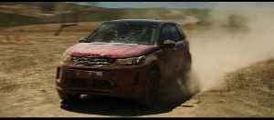 All-terrain driving of the new Land Rover Discovery Sport in South Africa [Video]