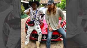Lil Nas X gifts Billy Ray Cyrus a Maserati following 'Old Town Road' success [Video]