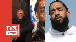 Dr.Dre Accused Of Clout Chasing Off Nipsey Hussle's Death [Video]