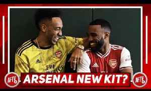 New Arsenal Adidas Kit Leaked!! | Robbie Reacts New Home & Away Shirts [Video]