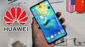 How the U.S. ban will affect Huawei technology [Video]