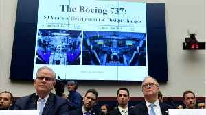 FAA Meets With Air Regulators On Fate Of Boeing 737 MAX [Video]