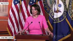 Pelosi: Maybe Trump 'Wants To Take A Leave Of Absence' [Video]