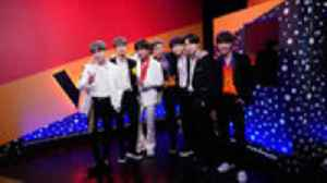 BTS Performs 'Boy with Luv' on 'The Voice' Finale | Billboard News [Video]