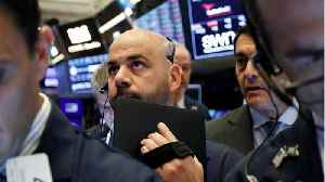 Wall Street Markets Continue Declines Into Afternoon [Video]