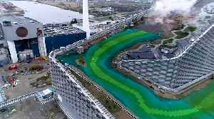 This Incredible Ski Slope Sits On Top Of A Waste Energy Plant [Video]