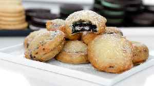 OMG, We're Making Deep-Fried Oreos! [Video]