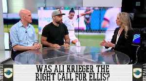 Was Ali Krieger the Right Call For USWNT [Video]