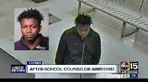 Laveen after-school counselor accused of showing pornographic images to students [Video]