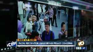 Facial recognition usage brings privacy concerns [Video]