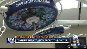 Hundreds of Florida doctors with multiple malpractice payouts still seeing patients [Video]