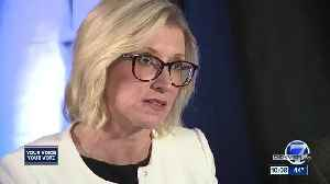 Denver mayoral candidate Jamie Giellis talks about final push before runoff election [Video]
