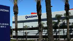 Qualcomm shares rocked by antitrust ruling [Video]