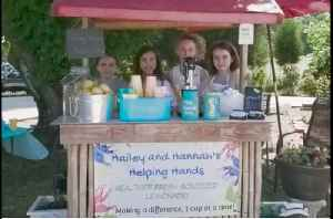 Students Sell Lemonade to Help Pay Off School District Lunch Debt [Video]