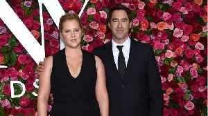 Amy Schumer Gave Birth 2 Weeks Ago and Is Already Getting Mom-Shamed [Video]