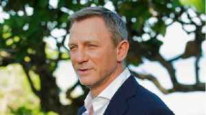 Daniel Craig To Have Ankle Surgery For Bond Injury [Video]