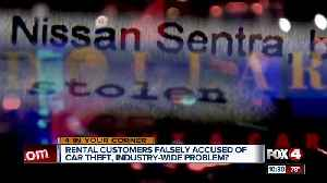 Former insider: rental car customers mistakenly accused of stealing cars is an industry-wide problem [Video]