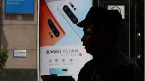 China calls out U.S. for blacklisting Huawei, rattling global supply chain [Video]