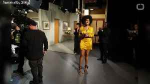 "News video: Jennifer Hudson Sings 'Movin' On Up' On 'The Jeffersons"" Live Show"