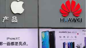 Huawei restrictions push market down [Video]