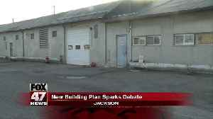 Residents react to plans for new DPW building in Jackson [Video]