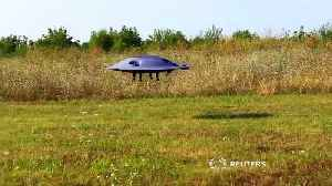 Not UFO but ADIFO: engineers revive Romanian 'flying saucer' technology [Video]
