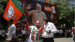 India's Modi stuns opposition with huge election win [Video]