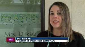 Stella Hills Elementary raises money for Red Nose Day [Video]