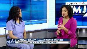May is Mental Health Awareness Month [Video]