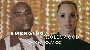 Dascha Polanco & Charlamagne tha God | Emerging Hollywood Chapter 1: Where I'm From [Video]