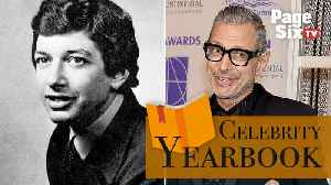 Jeff Goldblum performed a mime routine in high school [Video]