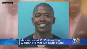 Man Accused Of Fraud On Dating Sites [Video]