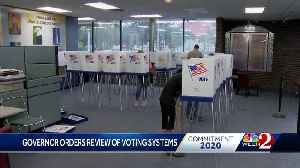 Gov. DeSantis orders review of voting systems [Video]