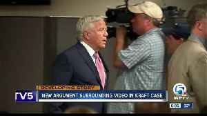 Robert Kraft's alleged sex videos at center of new argument in Palm Beach County solicitation case [Video]
