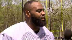 Chicago Bears defensive end Akiem Hicks explains what it's like to have a new defensive coordinator [Video]