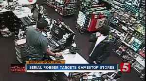 Hendersonville Police search for Game Stop robbery suspect [Video]
