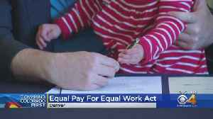 Equal Pay For Equal Work Act Signed Into Law [Video]