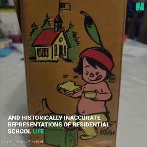 Lunchbox Is A Harsh Reminder Of Canada's Residential School History [Video]